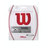 Wilson Synthetic Gut Power 130 mit Bespannungsarbeit!