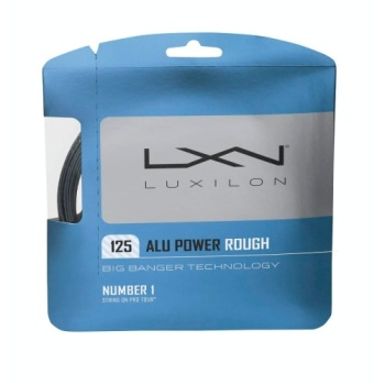 ALU LXN Power 125 Rough mit Bespannungsarbeit!
